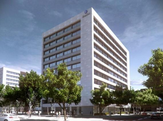 Alquiler de oficinas en Avinguda Diagonal 601