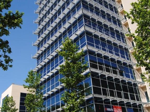 Alquiler de oficinas en Edificio @MAR   Carrer de Pallars 199