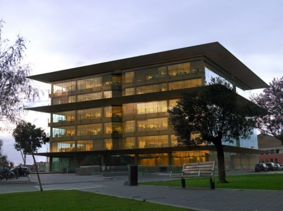 Alquiler de oficinas en P. Logístic de la Zona Franca   Avinguda del Parc Logístic