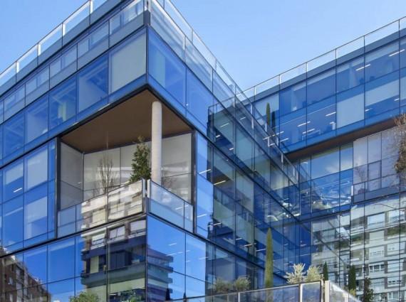 Alquiler de oficinas en Edificio Window | Calle del Príncipe de Vergara 112
