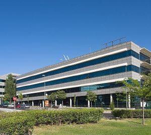 oficinas_fachada1_avenida de bruselas24_cushman_madrid