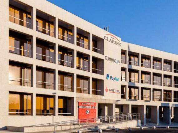 Alquiler de oficinas en Edificio Bruselas   Avenida de Europa 4