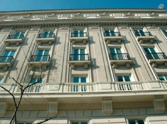 Alquiler de oficinas en Calle de Hermosilla 11