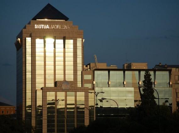 Alquiler de oficinas en Paseo de la Castellana 110