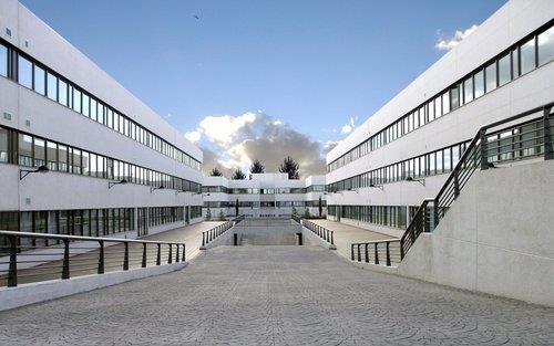 Alquiler de oficinas en Edificio Al-Andalus |  Calle Copenhague 4-6