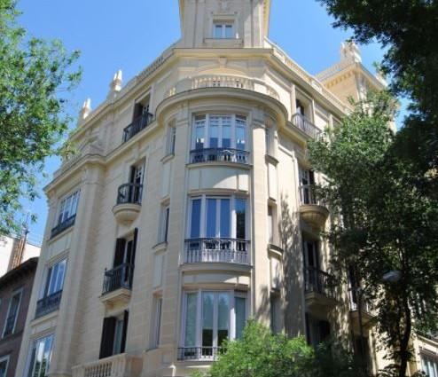 Alquiler de oficinas en Calle de Fortuny 6