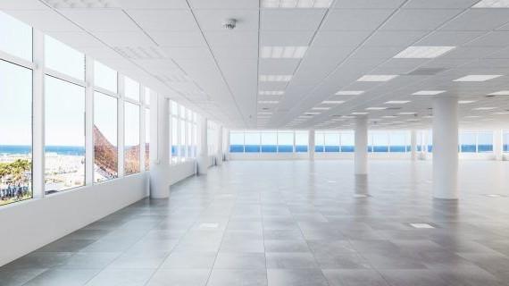 Office rental in BLUE BUILDING | Avinguda del Litoral 14