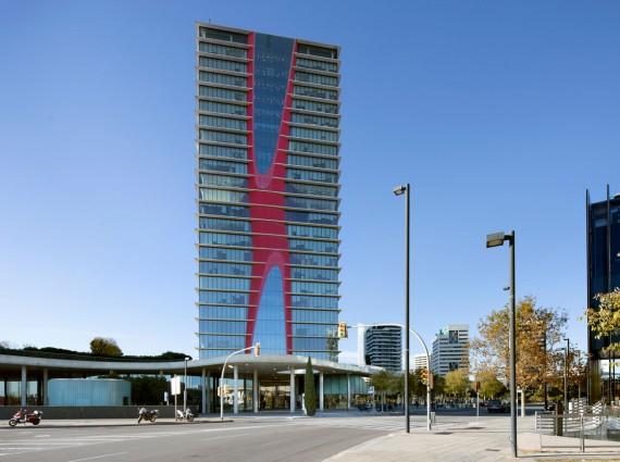Alquiler de oficinas en TORRE REALIA | Plaça d'Europa 41