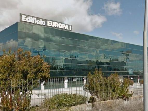 Alquiler de oficinas en EUROPA I | Carretera de Fuencarral 24