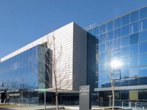 Alquiler de oficinas en Edificio ALTAMAR | Avenida de Bruselas 6