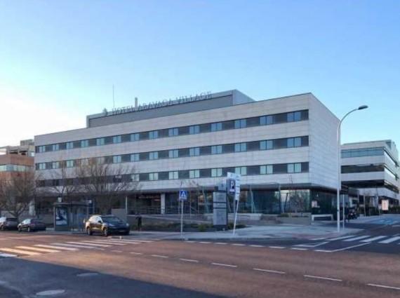 Alquiler de oficinas en C.E. ARAVACA VILLAGE | Camino de la Zarzuela 19-21