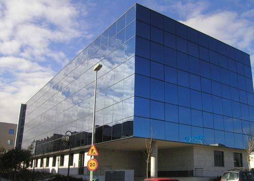 Alquiler de oficinas en P.E. LA MARINA | Calle de la Isla del Hierro 7