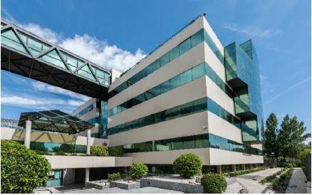 Alquiler de oficinas en Edificio VEGACINCO   Calle de Francisca Delgado II 9