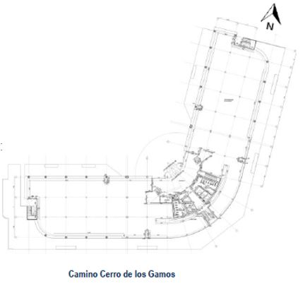 Alquiler de oficinas en P. E. Cerro de los Gamos | Edificio 5 | Camino del Cerro de los Gamos 1