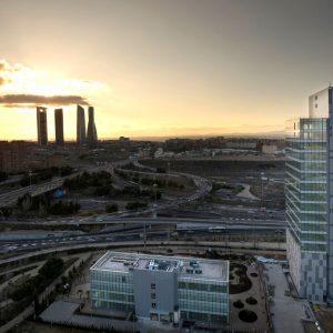 Oficinas-ubicacion-Dulce Chacon 55-cushman- Madrid