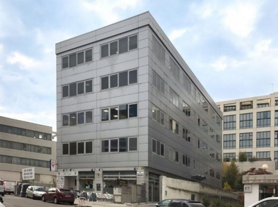Alquiler de oficinas en Edificio AMÉRICA III   Calle de Albasanz 65