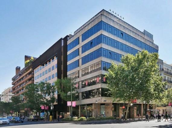 Alquiler de oficinas en Calle de José Ortega y Gasset 20