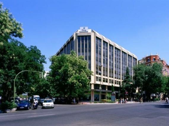 Alquiler de oficinas en Calle de Luchana 23