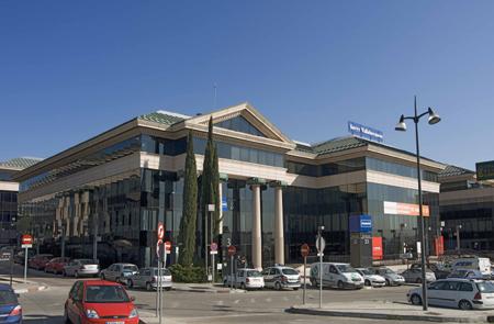 Alquiler de oficinas en P.E. ATICA III | Vía de las Dos Castillas 33 | Pozuelo