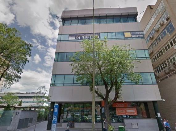Alquiler de oficinas en P.E. NECSOHENAR | Avenida de la Institución Libre de Enseñanza 37A