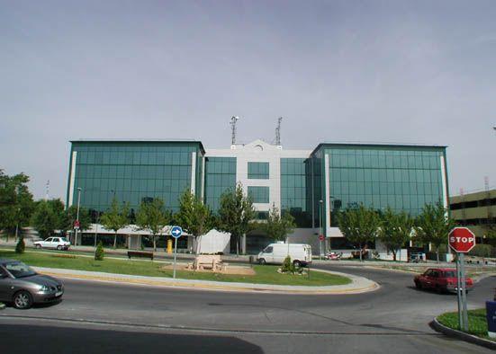 Alquiler de oficinas en Edificio ÁNCORA | Avenida Isla Graciosa 1