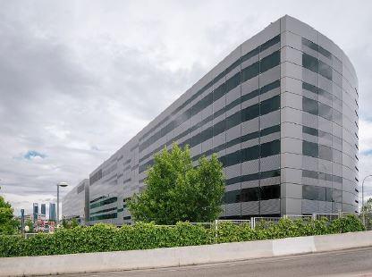 Alquiler de oficinas en P. E. Sanchinarro | Calle de María de Portugal 9-11