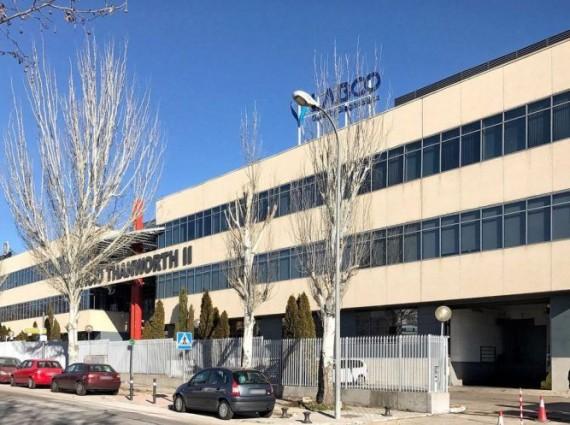 Alquiler de oficinas en TANWORTH 2 | Calle Valgrande 8