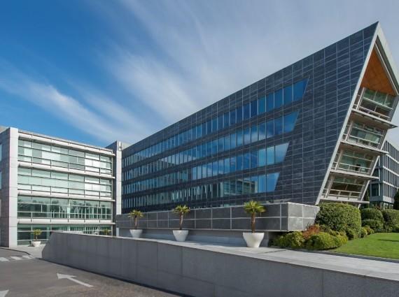 Alquiler de oficinas en Edificio OBLICUA | Calle de Francisca Delgado 11