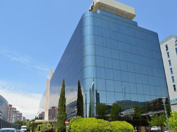 Alquiler de oficinas en MERRIMACK II | Calle Ramírez de Arellano 29