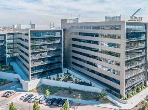 Alquiler de oficinas en P.E. ADEQUA | Avenida de Burgos 89