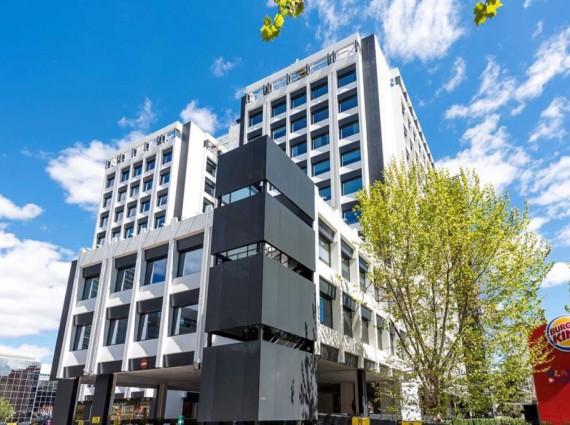 Alquiler de oficinas en Condesa de Venadito 1