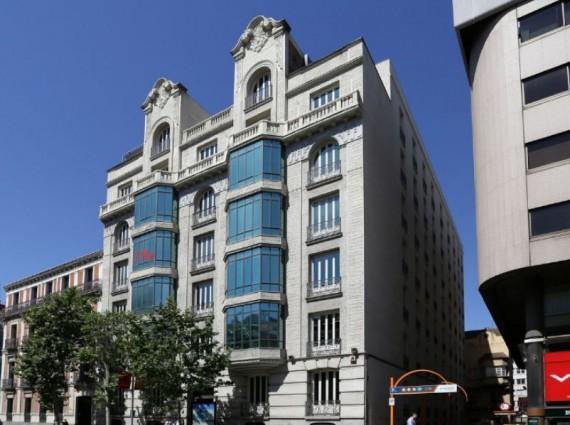 Alquiler de oficinas en Calle de Serrano 37