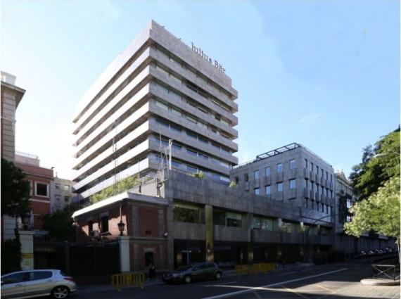Alquiler de oficinas en Paseo de la Castellana 7
