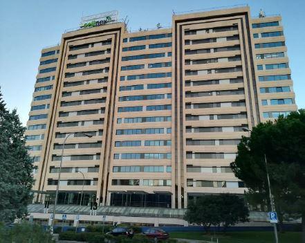 Alquiler de oficinas en Centro O'Donnell   Juan Esplandiú 11-13