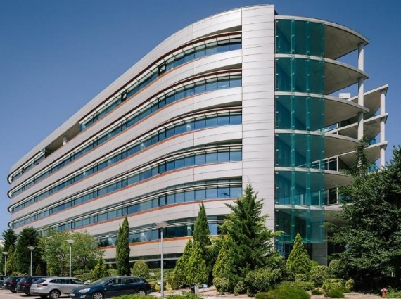 Alquiler de oficinas en P.E. ALVENTO | Calle Vía de los Poblados 1-3