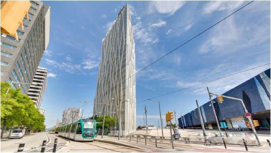 Alquiler de oficinas en DIAGONAL 00 | Plaça d'Ernest Lluch i Martín 5