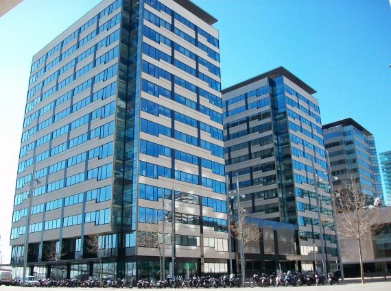 Alquiler de oficinas en TORRE DIAGONAL LITORAL B3 | Carrer de Josep Pla 2