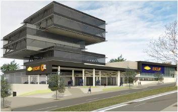 Alquiler de oficinas en Edificio ESCLAT | Avinguda de Vía Augusta 103