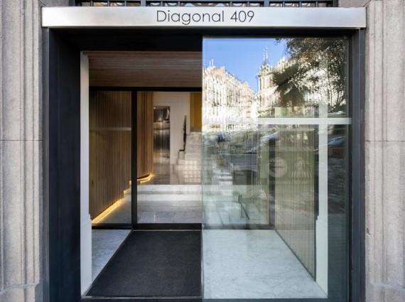 Alquiler de oficinas en Avinguda Diagonal 409