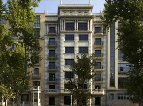 Alquiler de oficinas en Edificio CRISTINA | Avinguda Diagonal 458