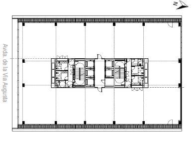 Alquiler de oficinas en 10 SANT CUGAT | Avinguda de la Vía Augusta 71-73