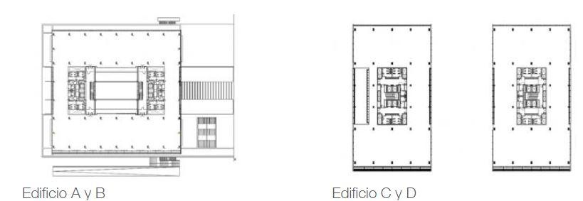 Alquiler de oficinas en SANT CUGAT NORD | Plaça de Xavier Cugat 1