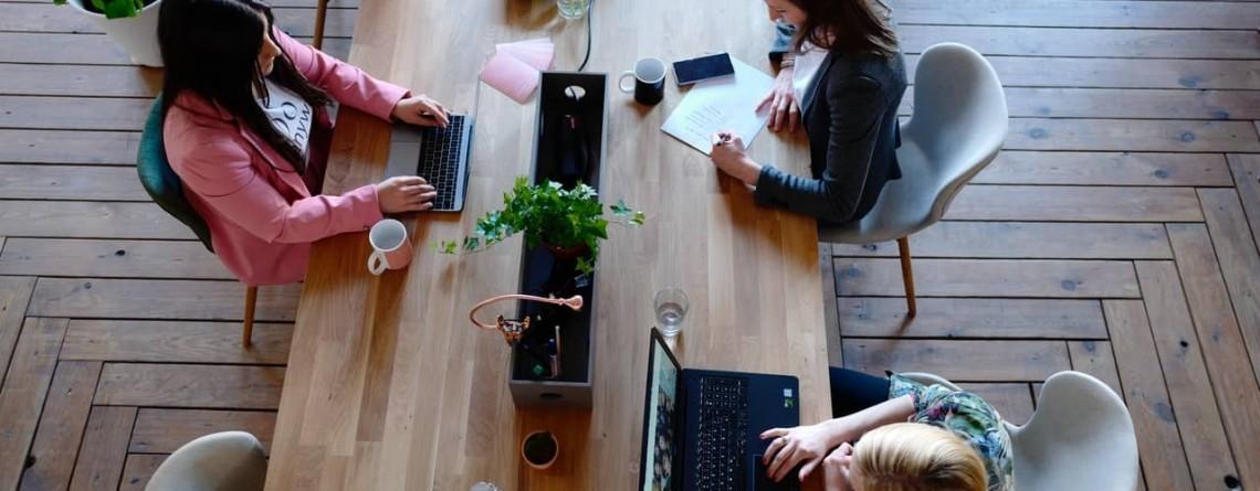 Espacios de coworking en la arquitectura