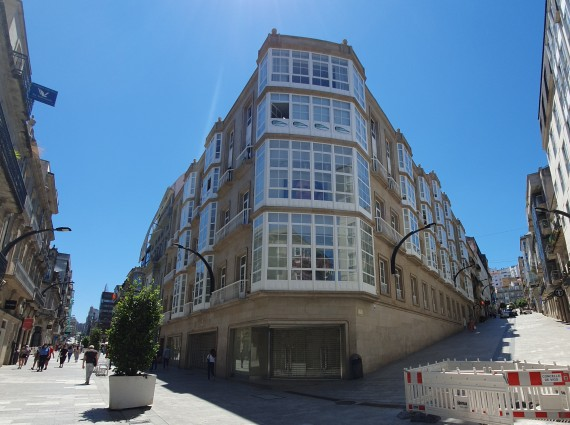 Local comercial en alquiler – Príncipe, 42 Vigo