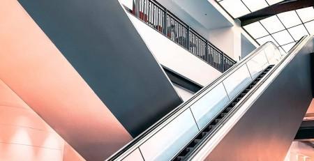 Medidas de seguridad en un centro comercial