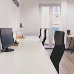 Precio de una oficina coworking